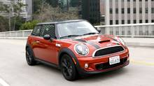 2013 Mini Cooper: The BMW brand fared poorly in the latest J.D. Power U.S. vehicle dependability survey. (BMW)
