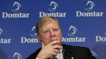 Domtar president and CEO John Williams. (SHAUN BEST/SHAUN BEST/REUTERS)