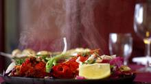 Tandoori Chicken at The Copper Chimney Restaurant on Avenue Road (Chris Young for The Globe and Mail/Chris Young for The Globe and Mail)