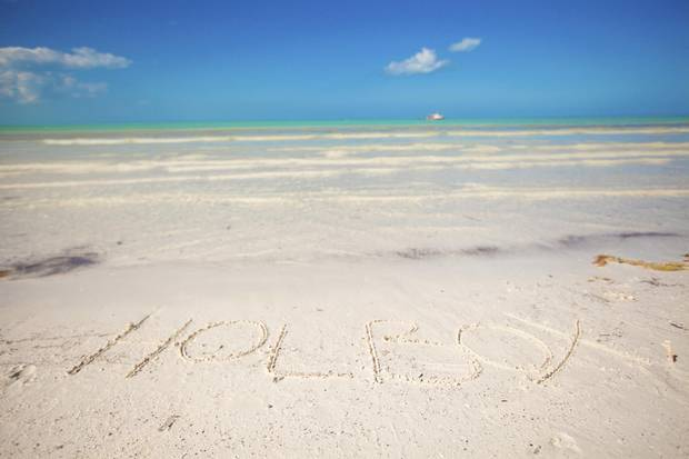 Holbox is now home to 1,500 residents and 3,000 'floaters.'