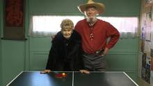 A scene from Ping Pong (Handout)