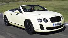 2010 Bentley Continental Supersports (BENTLEY)