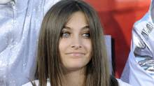 Paris Jackson was rushed to the hospital following what is believed to be a suicide attempt. (Phil McCarten/Reuters)