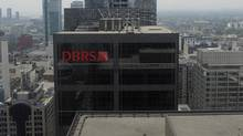 DBRS offices on University Ave. in Toronto. (Fred Lum/The Globe and Mail)