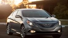2014 Hyundai Sonata 2.0. (Hyundai)