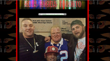 A photo posted on the website for the Toronto Hells Angels showing Toronto Mayor Rob Ford with purported members of the motorcycle gang. (Hells Angels Toronto)