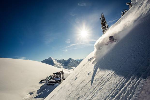 Braving the backcountry on a cat skiing trip - The Globe and