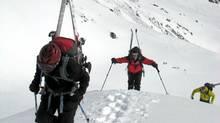 Hike up to Marmot Peak in Jasper National Park. (Jeremy Derksen/Jeremy Derksen)