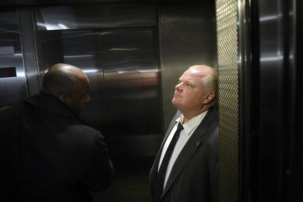 In a video that surfaced in January 2014, former Toronto Mayor Rob Ford ranted about various things while speaking in a Jamaican patois.