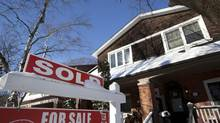 The dispute hinges around data about the prices that homes have sold for in the recent past. (Deborah Baic/The Globe and Mail)