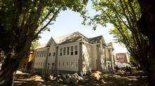 The Lord Kitchener school in Vancouver September 4, 2012. (John Lehmann/The Globe and Mail)