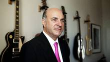 Kevin O'Leary in Toronto, Sept. 14, 2011. (Della Rollins for The Globe and Mail)