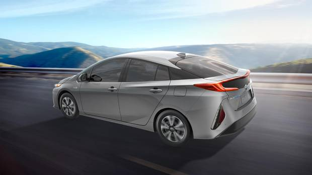 World Green Car of the Year: Toyota Prius Prime.