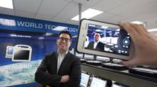 New Panasonic Canada president Michael Moskowitz says the Panasonic of the future will be 'more focused' on profitable product categories. (Deborah Baic/The Globe and Mail)