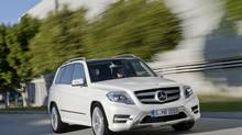 2013 Mercedes-Benz GLK-class (Mercedes-Benz)