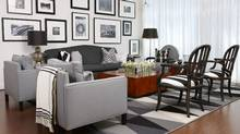 Sarah Richardson - Condo design. Stacey Brandford Photography (Stacey Brandford Photography)