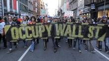 A scene from Corey Ogilvie's documentary Occupy The Movie. (IIM)