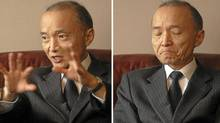 Japan?s ambassador to Canada Kaoru Ishikawa. (John Morstad for The Globe and Mail)