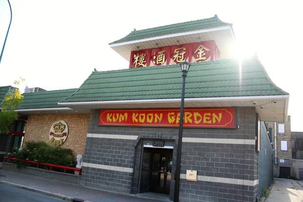 Kum Koon Garden is a staple of Winnipeg's Chinatown.