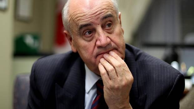 FANTINO HAS LITTLE TO SHOW TO THE AG FOR $3 BILLIONS in 2012 Julian+fantino