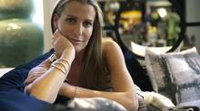 Designer India Hicks. (Michelle Siu For The Globe and Mail)