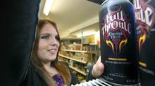 Samm Robbins, 14, enjoys the occasional energy drink but sees it taking hold of people her age who become far to reliant on the beverage's buzz. (Nina Linton/Nina Linton/For the Globe and Mail)