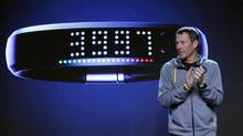 Lance Armstrong appears at an event to unveil The new NIKE+ FuelBand in New York in this file photo taken January 19, 2012. (MIKE SEGAR/REUTERS)