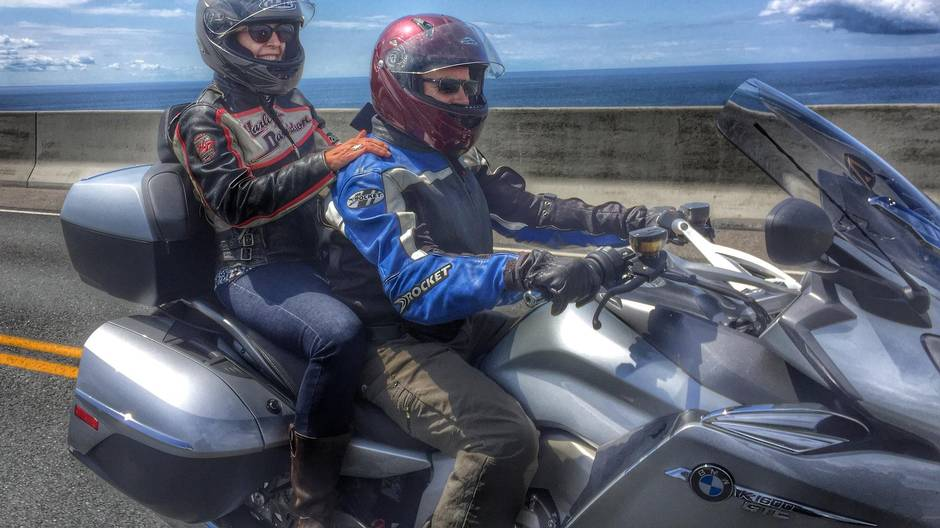 A week with the BMW K1600 GTL: The Tarzan of touring bikes