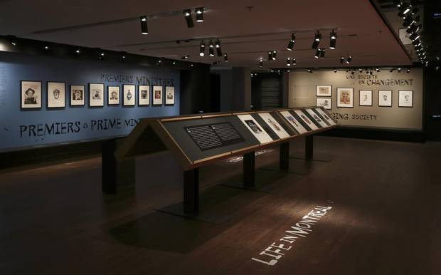 The McCord Museum is currently presenting its tribute to celebrated editorial cartoonist Aislin. The exhibit will be on display in Montreal until Aug. 13.