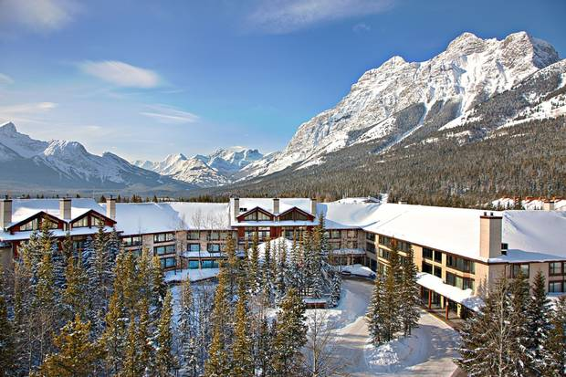 Pomeroy Lodging intends to invest approximately $26-million to transform the Delta Kananaskis property into a conference and destination resort.