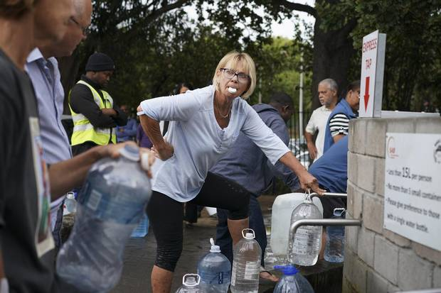 The term 'Day Zero' first entered the South African lexicon last October, when it became clear that, some time in the first half of 2018, Cape Town might wake up one day to dry dams.