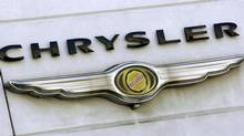 Chrysler faces payments of $296-million annually or nearly $1.5-billion over the next five years to restore its fund to health, the company's labour relations director said. If its request is approved, annual payments will fall to $219-million and spread the $1.5-billion out to 2019. (Mike Segar/REUTERS)