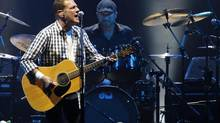 Glenn Frey of the rock group 'The Eagles' performs at a concert in honour of Monaco's Prince Albert II and his fiancee Charlene Wittstock at the Stade Louis II stadium in Monaco June 30, 2011. (Benoit Tessier/REUTERS)
