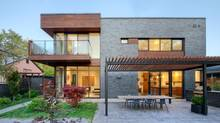 The Don Mills, Toronto home of Kimberly Au and Kenneth So, designed by architect Cheryl Atkinson. (Bob Gundu/Bob Gundu Photography)