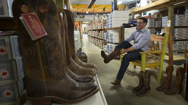 For politicians, the Calgary Stampede is a lesson in western attire