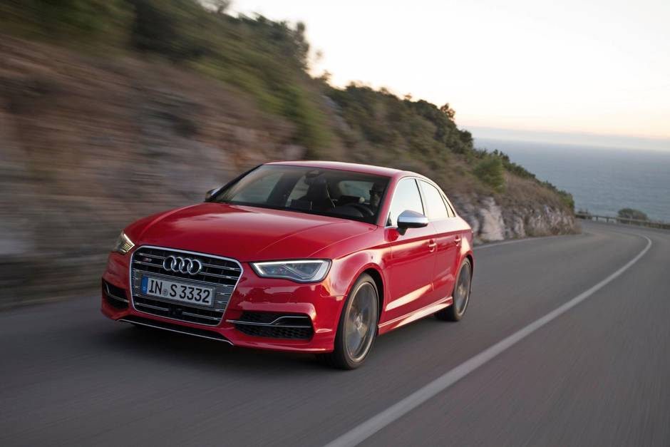 2016 Audi S3 Provides High Performance Satisfaction