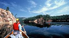 Killarney Provincial Park is one of Ontario's most peaceful getaways. (Killarney Mountain Lodge)