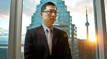 Shawn Qu, CEO of Canadian Solar (JENNIFER ROBERTS For The Globe and Mail)