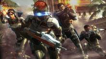 If it's a simple co-op shooter to play with friends – there's also a now-standard-for-the-genre wave mode – that you're looking for, Fuse is an okay option. But as a solo adventure, its flaws – and especially its sameness – are more readily apparent. (Insomniac Games)
