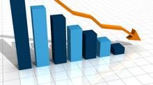 Stock chart (photos.com)