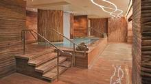 Sahra Spa and Hammam at the Cosmopolitan Hotel in Las Vegas (Eric Jamison/Studio J Inc)