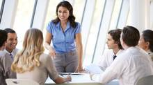 Author John Gerzema says the following skills give women an edge in the future of work: expressiveness (communication skills), long-term thinking, loyalty, flexibility and patience. (Catherine Yeulet/Thinkstock)