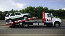 Technical analysis shows towing company Miller Industries is set to rise. (Thinkstock/Getty Images)