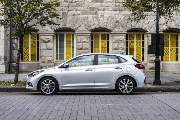 Quebeckers Count For Close To 40 Per Cent Of Hyundai Accent S Across Canada Which