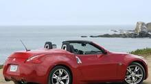 2010 Nissan 370Z Roadster (Ted Laturnus for the Globe and Mail)