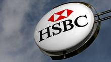 HSBC Canada reported another drop in bad loans, which helped pad its profits. (Dan Kitwood/Dan Kitwood/Getty Images)