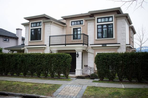 At this Vancouver property, a suspected drug dealer filed a $450,000 builders lien claiming he