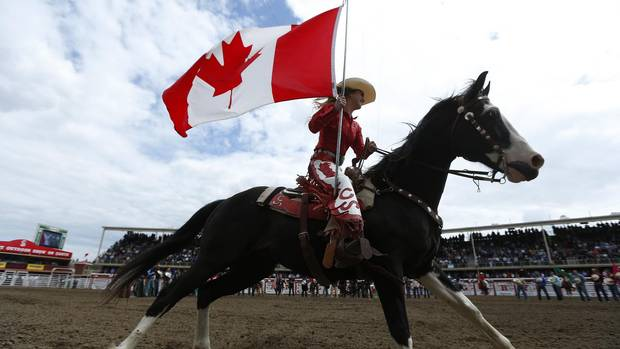 A Guide To The 2016 Calgary Stampede The Globe And Mail