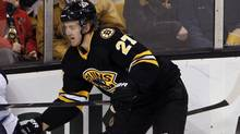 Boston Bruins defenceman Dougie Hamilton. (Reuters)
