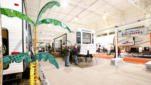 The Canadian RV industry is valued at over $3-billion, and sales increased 18.4 per cent in 2010.